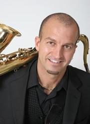 wedding musician saxophone toronto